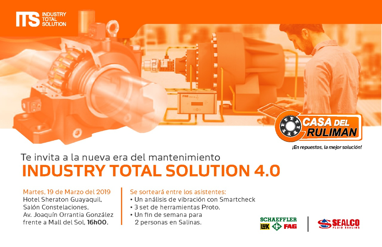 Industry Total Solution -GYE