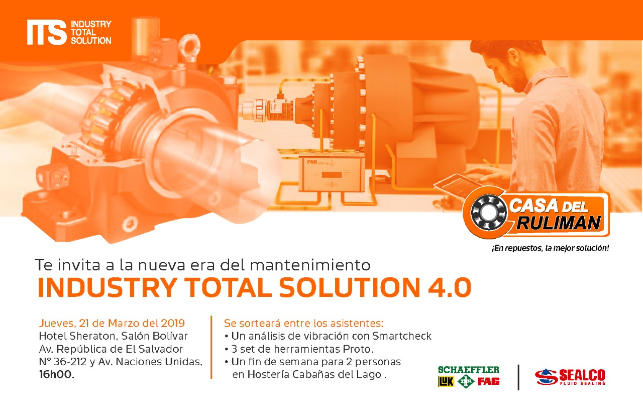 Industry Total Solution - QUITO